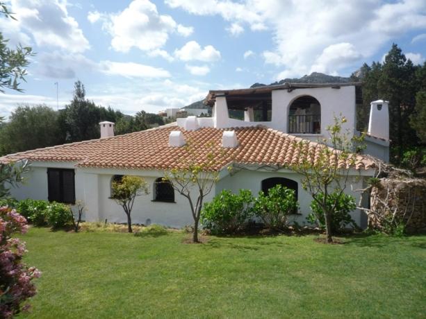 Immobilmare - Villas and apartments - Costa Smeralda - RENT